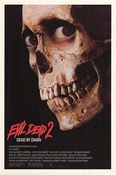 film evil dead full evil dead ii movie posters at movie poster warehouse