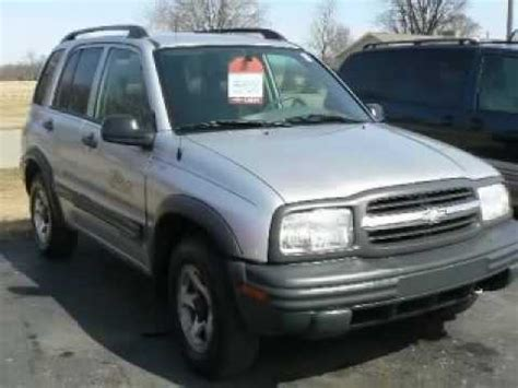accident recorder 2003 chevrolet tracker navigation system 2003 chevrolet tracker zr2 4x4 p3554 used suv for sale fox buick autos weblog