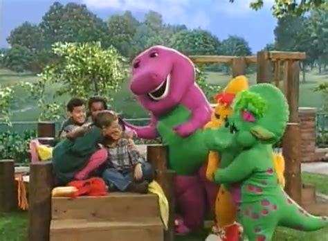barney and the backyard gang i love you image i love you song20 jpg barney wiki