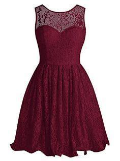 Dress Syahrini Maroon Ab tideclothes lace bridesmaid dress bowtie prom evening dress burgundy us8 tideclothes
