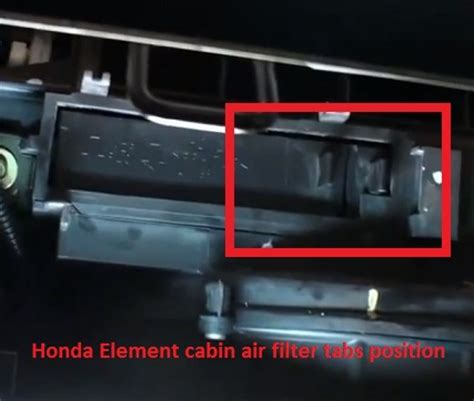 honda cabin filter location 2006 get free image about