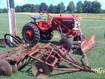 Used Farm Tractors For Sale 1959 Farmall Cub 2010 06 28