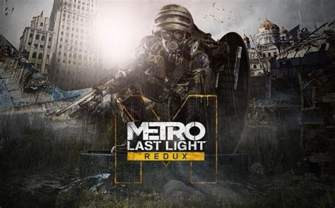 Metro Light by Benchmarked Metro Last Light Redux
