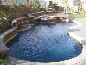 Best Pool Designs Backyard 25 Best Ideas About Backyard Pool Designs On Pinterest