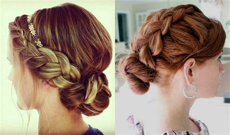 Braided Bun Hairstyles by Braids Hairstyles Ideas To Inject You Some