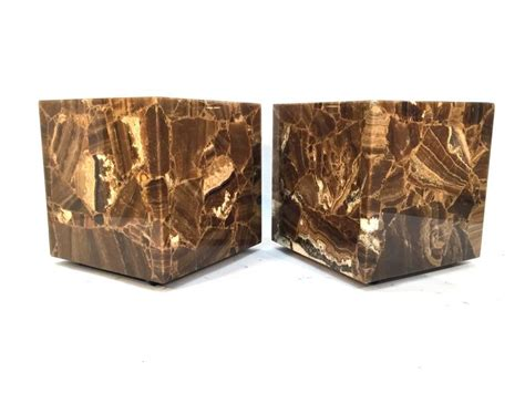 Onyx Cube Side Table onyx rolling cube tables by muller s of mexico for sale at