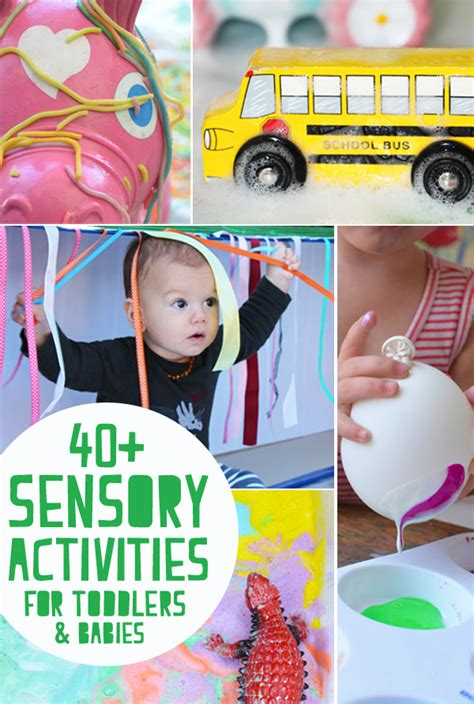 new year 2016 activities for babies 40 plus awesome sensory play activities for babies and