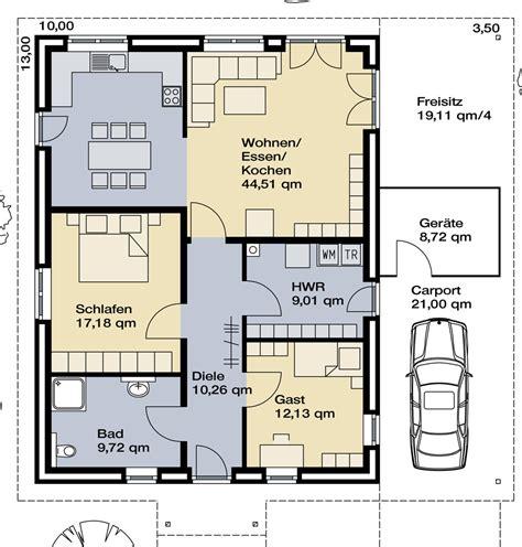 grundrisse bungalow mit garage grundriss bungalow 3 zimmer mit garage loopele
