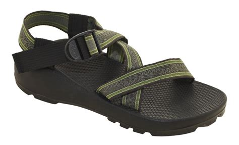 hiking sandals chaco chaco s unaweep hiking sandal forest green j199229r ebay