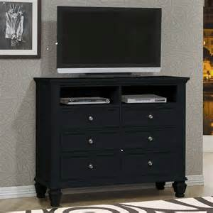 Bedroom Dresser For Tv Glenmore Panel Bedroom Furniture Set At Gowfb Ca Coaster