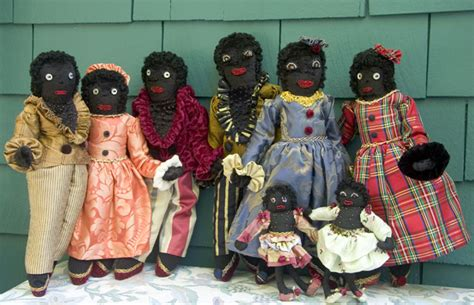 Handmade Black Dolls - toad s world special collections