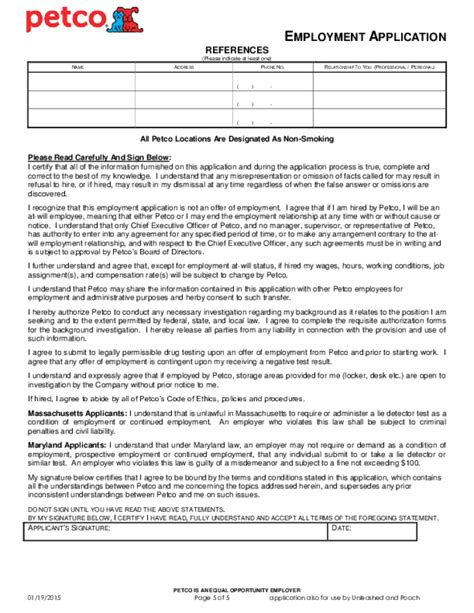 Sle Form Of Credit Application Release Of Liability Statement Sle 100 Images Pre B