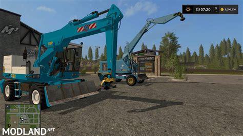 kran pack   mod farming simulator