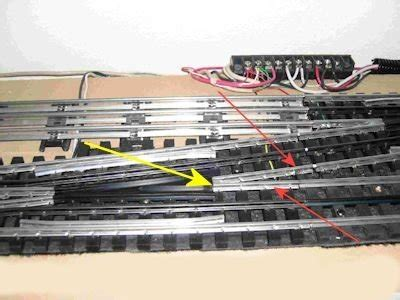rails controller layout none toy train layout wiring troubleshooting