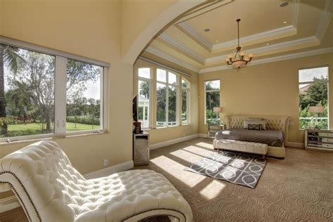 Tray Ceiling Great Room