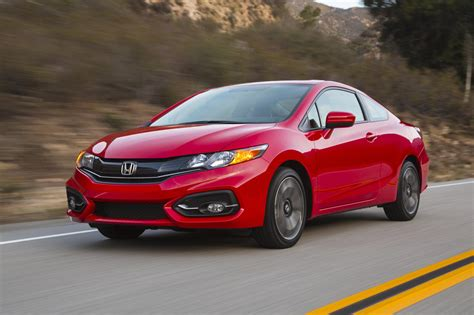 honda roadster 2015 2015 honda civic coupe and sedan pricing announced