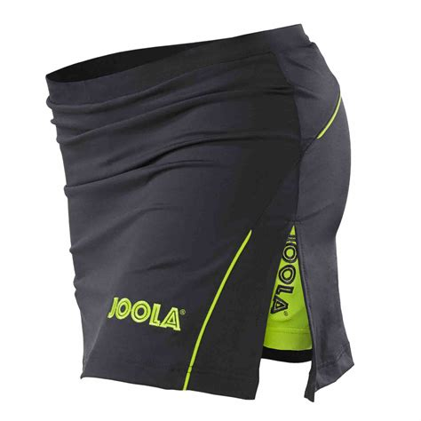 joola table tennis clothing joola sina table tennis skort