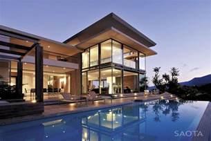 world of architecture modern villa montrose house by