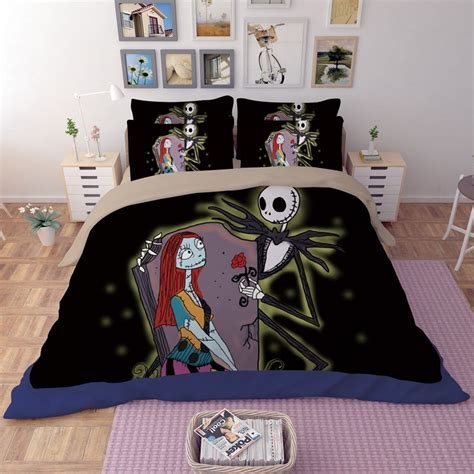 jack skellington and sally bedding sets ebeddingsets