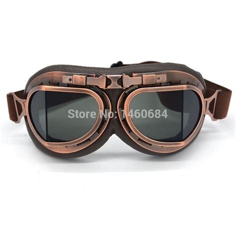 vintage motocross goggles compare prices on aviator steunk goggles online