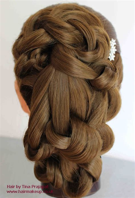 knot hair styles step by step loosely draped knotted hairstyle