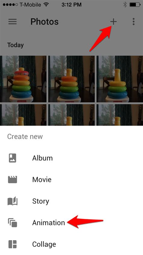 google design animation how to make animations with google photos