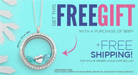 origami owl specials cyber monday origami owl 174 style origami owl