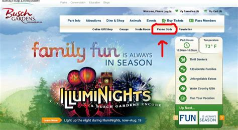 Bush Gardens Tickets by How To Save 20 On Busch Gardens Williamsburg Or Water