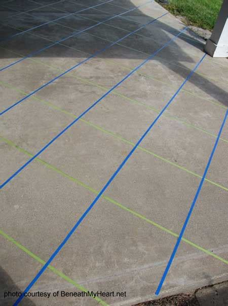 Can I Paint Concrete Patio by Staining Concrete Floors Stained Concrete Patios Patio