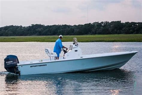 sportsman boats reviews sportsman 227 masters boats for sale boats
