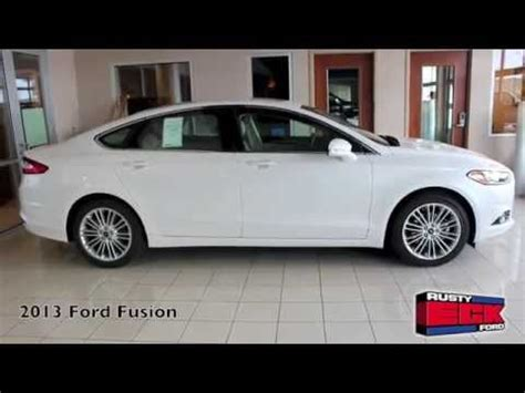 Eck Ford Wichita Ks by 2013 Fusion Review From Eck Ford In Wichita Ks