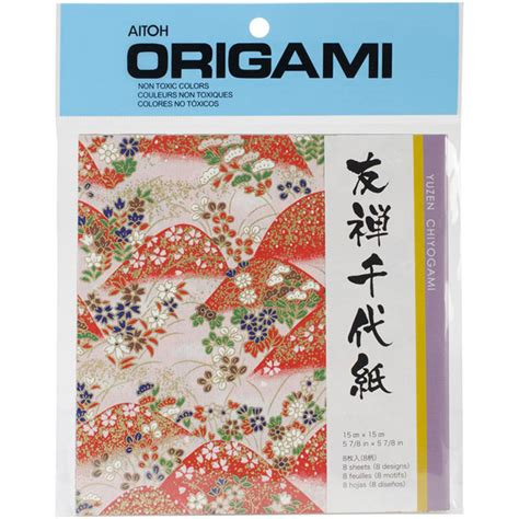 Aitoh Origami Paper - buy aitoh origami paper yuzen chiyogami