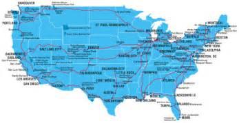 Train Routes In Usa Map by Usa Rail Pass Rail Plus Australia