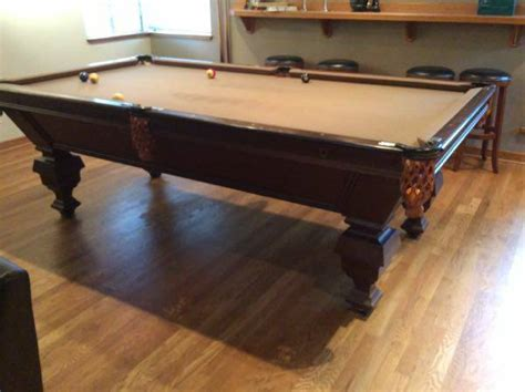 used pool tables for sale seattle washington seattle