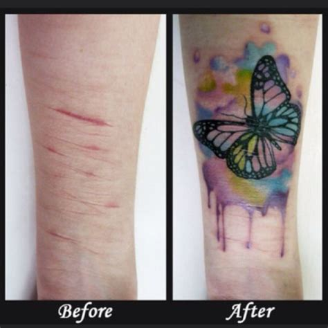 tattoo ideas to cover up scars 25 best ideas about scar on