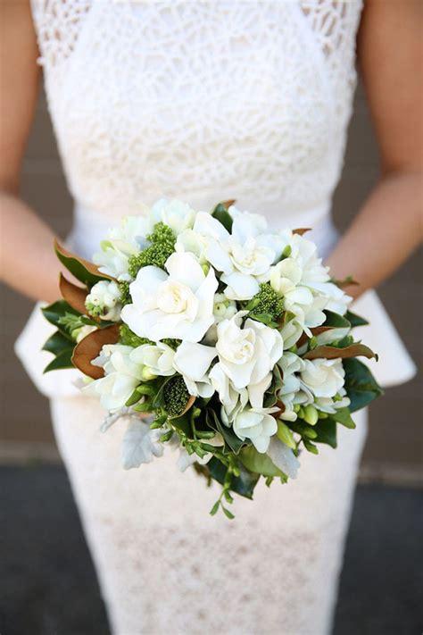 Wedding Bouquet Gardenia by 10 Fiori Per Un Matrimonio In Estate