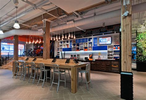 ing network orange toronto we need one great coffee bar area with communal table which will