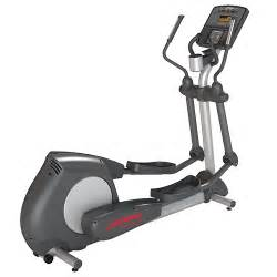 Gym quality elliptical club series cross trainer