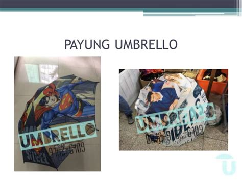 Payung Terbalik Di Lazada 0812 9162 6109 umbrello cetak logo payung terbalik