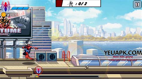 download spider man ultimate power game mod android spider man ultimate power mod tiếng việt mini cho android