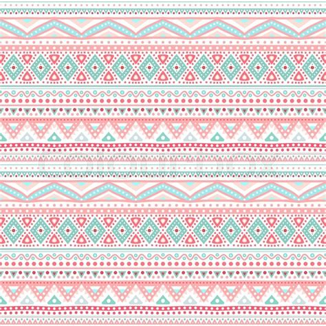 ethnic pattern tumblr tribal ethnic seamless stripe pattern vector illustration