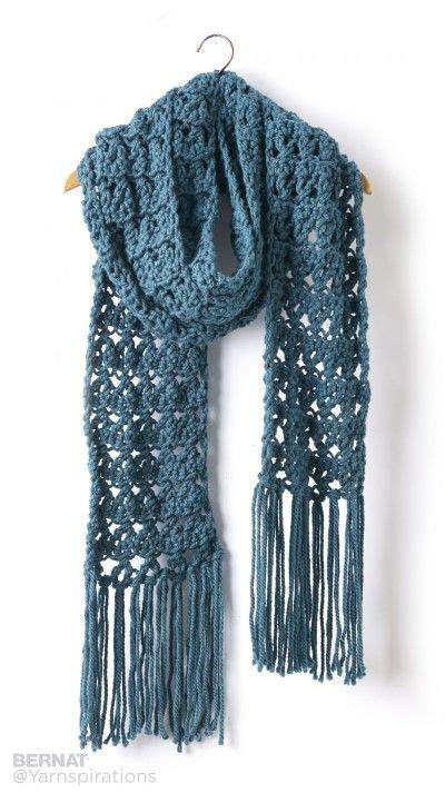 fancy scarf knitting patterns fancy crochet scarf pattern crochet and knit