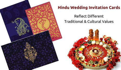 wedding card hindu beautiful different types of indian wedding invitation
