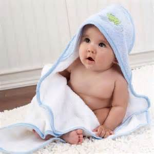 infant hooded bath towels hooded printed towel