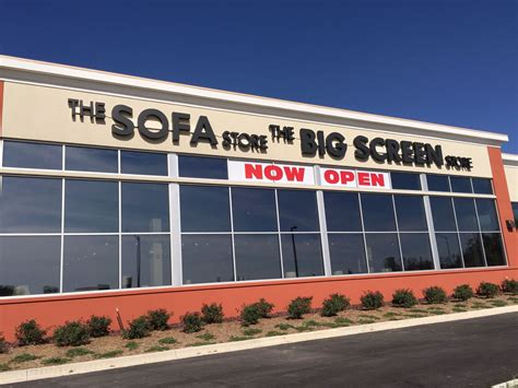 the sofa store bwi the sofa store big screen store open in glen burnie