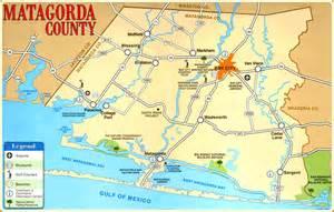 matagorda county map