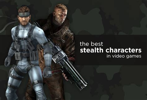 best stealth the best stealth characters in green