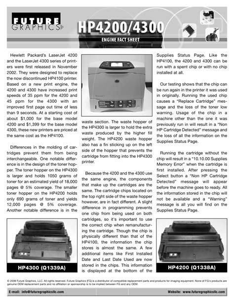 Wiper Blade Printer Laserjet Hp P20352055 Kuroki hp 4200 4300 4345