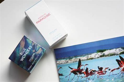 Parfum Serene Oriflame oriflame parfum blue wonders amazing paradise