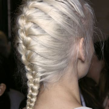 how to i french plait my own side hair how to do a here s how to french braid your own hair stylecaster